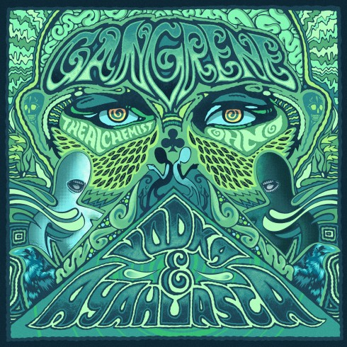 Gangrene featuring Roc Marciano - Drink Up