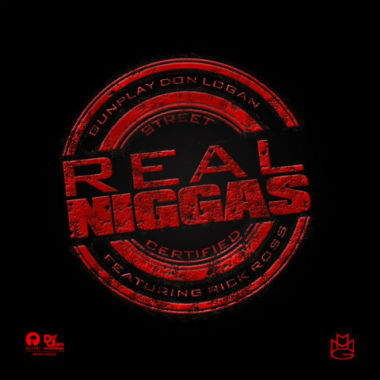 Gunplay featuring Rick Ross - Real Ni**as