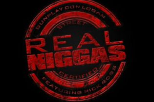 Gunplay featuring Rick Ross - Real Ni**as