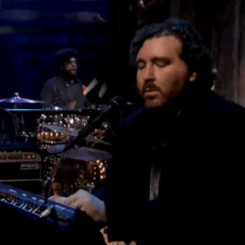 Hot Chip - Don't Deny Your Heart (Live on Fallon)