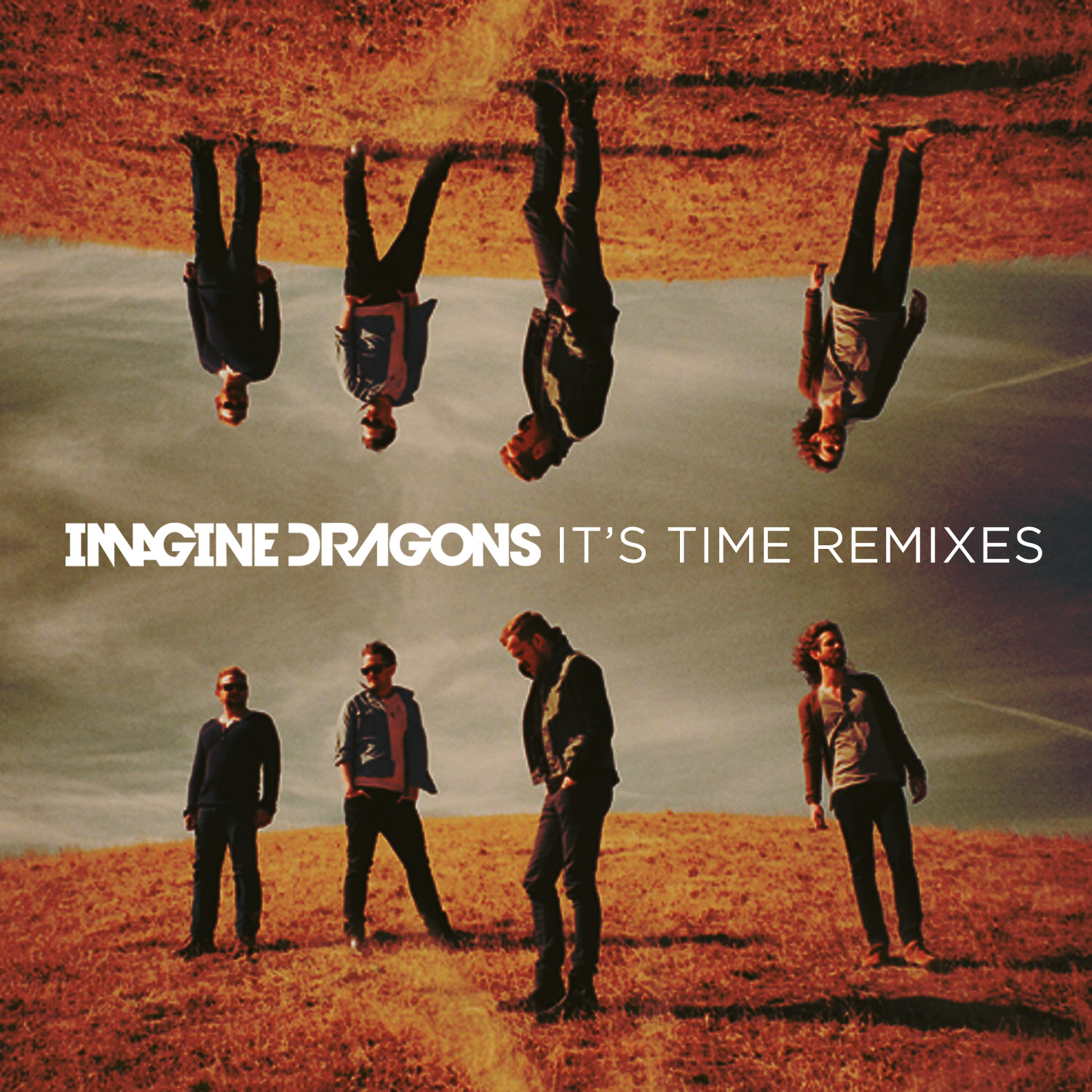 HYPETRAK Exclusive: Imagine Dragons - It's Time (StunGun Featuring JailBreaks Remix)