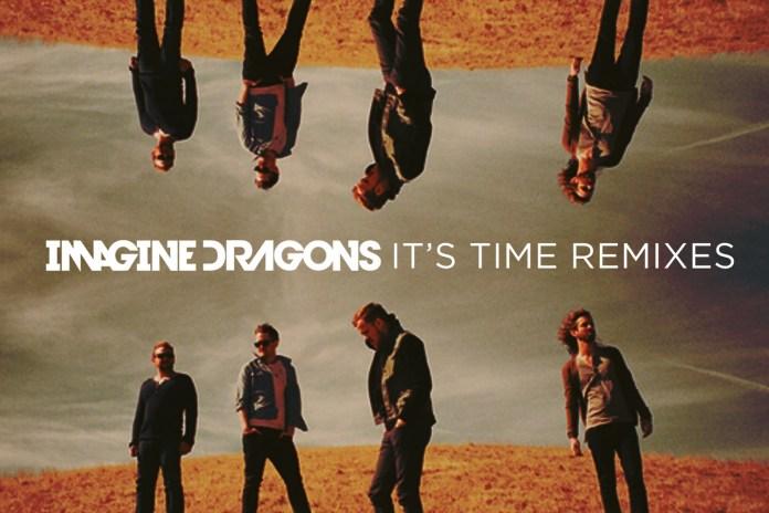 HYPETRAK Exclusive: Imagine Dragons - It's Time (StunGun Featuring JailBreaks Remix)