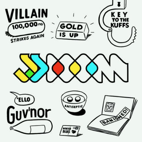 JJ DOOM (Jneiro Jarel & DOOM) - Guv'nor