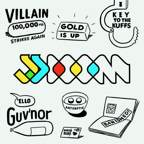 JJ DOOM (Jneiro Jarel & DOOM) - Guv'nor