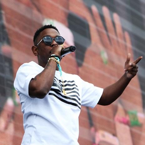 Kendrick Lamar featuring Dr. Dre - The Recipe (Live at Coachella 2012)