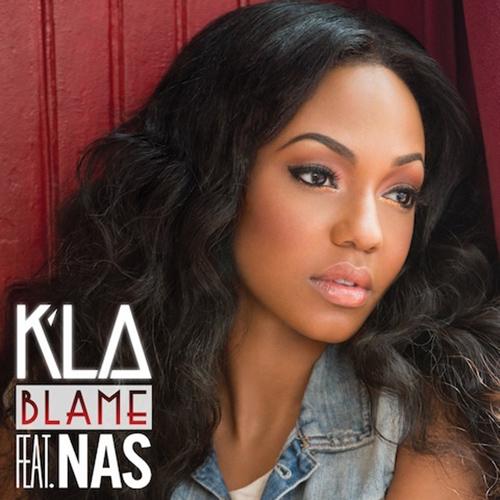 K'La featuring Nas - Blame