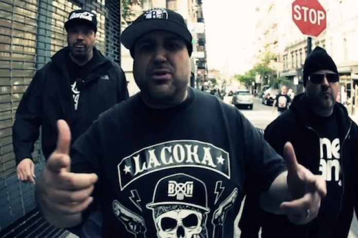 La Coka Nostra - Mind Your Business (Produced by DJ Premier)