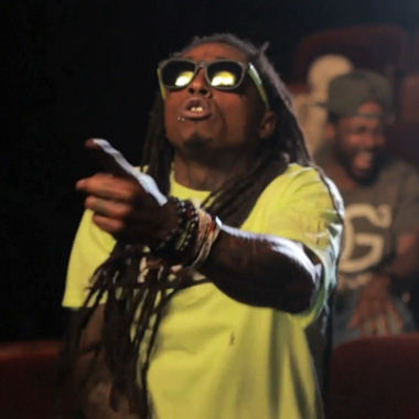 Lil Wayne featuring Big Sean - My Homies Still (Behind The Scenes)