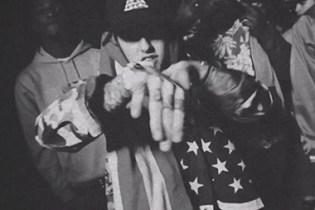 Mac Miller featuring Casey Veggies & Joey Bada$$ - America