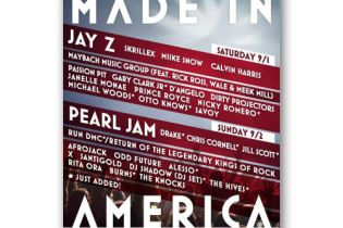 Jay-Z Announces Updated Lineup for Made In America Festival