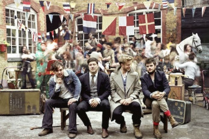 Mumford & Sons Detail New Album