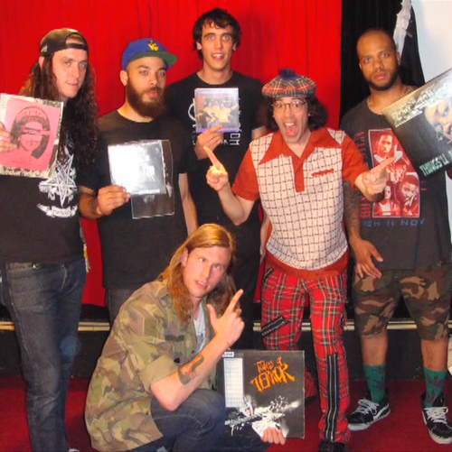 Nardwuar vs. Trash Talk