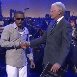 Nas - Daughters (Live on Letterman)