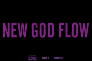Pusha T featuring Kanye West - New God Flow (Chopped & Screwed by Slim K)