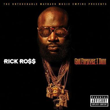 Rick Ross - God Forgives, I Don't (Tracklist)