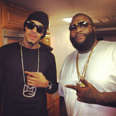 Rick Ross featuring Meek Mill & Gunplay - So Sophisticated (G-Mix)
