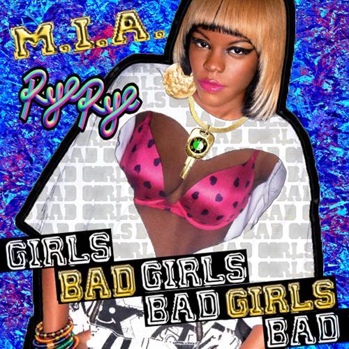 Rye Rye - Bad Girls (B-More Club Remix)