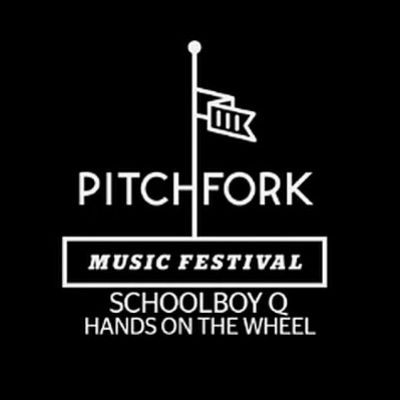 "ScHoolboy Q Performs ""Hands On The Wheel"" at Pitchfork Music Festival"