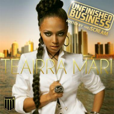 Teairra Mari featuring Snoop Dogg - Go DJ