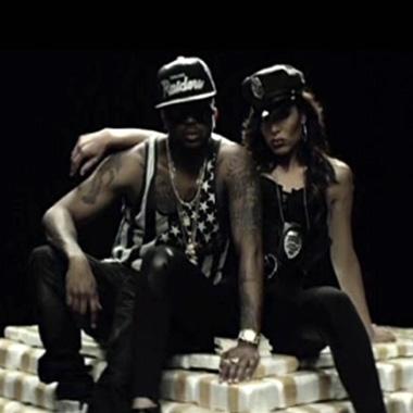 The-Dream featuring Pusha T - Dope B*tch