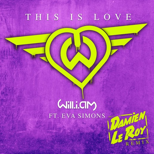 Premiere: will.i.am featuring Eva Simons - This Is Love (Damien Le Roy Remix)
