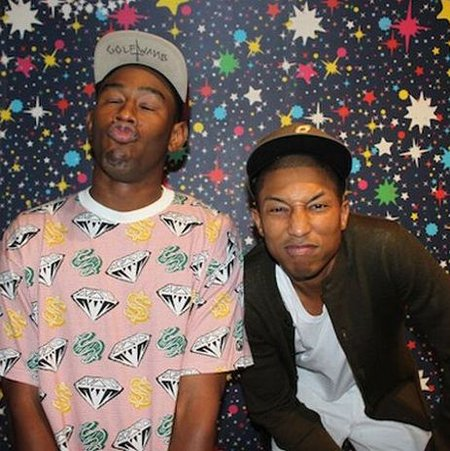 Tyler, the Creator Celebrates Sixth Year Anniversary of Pharrell's 'In My Mind'