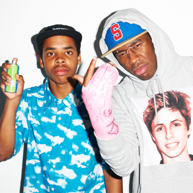 Tyler, the Creator, Earl Sweatshirt & Domo Genesis - H.A.M. (Sandwich) (Hot 97 Freestyle)