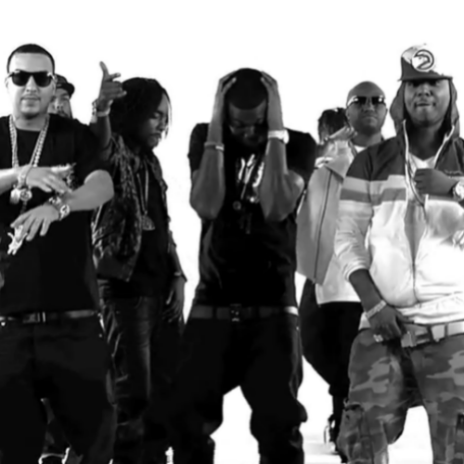 Wale & Meek Mill featuring French Montana - Actin' Up