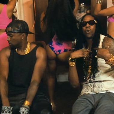 2 Chainz featuring Kanye West - Birthday Song