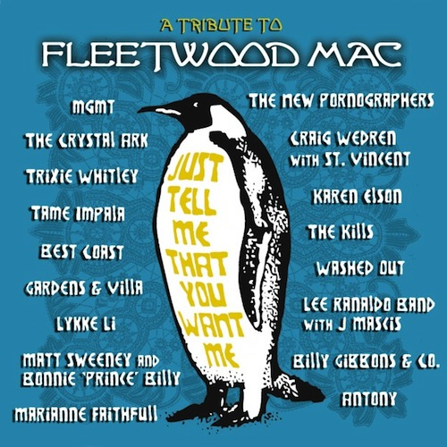 Just Tell Me That You Want Me – A Tribute To Fleetwood Mac (Full Album Stream)