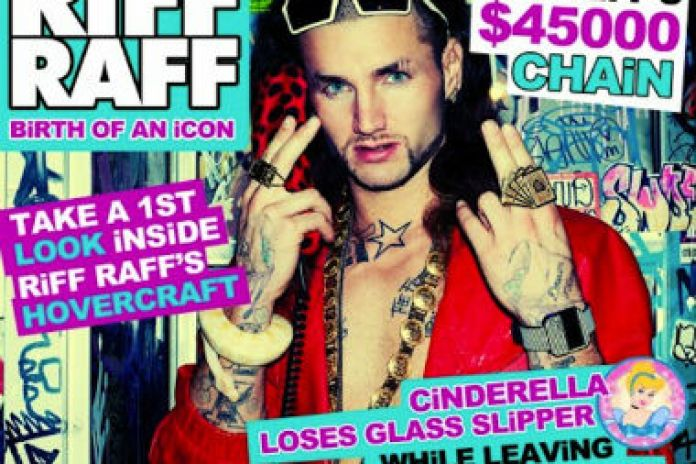 Riff Raff - Birth of an Icon (Mixtape)