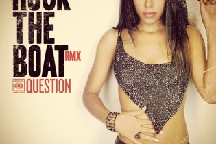 Aaliyah - Rock The Boat (Question Remix)