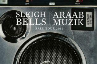 Sleigh Bells & araabMUZIK Announce Joint Tour