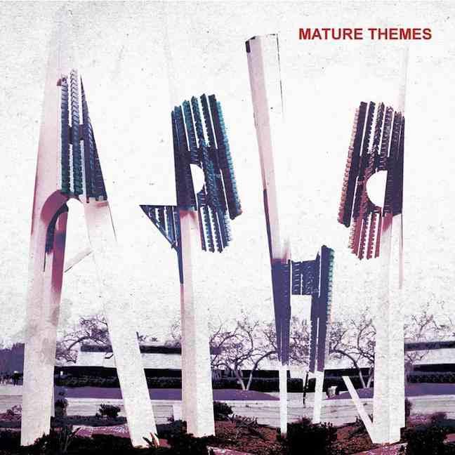 Ariel Pink's Haunted Graffiti - Mature Themes (Full Album Stream)
