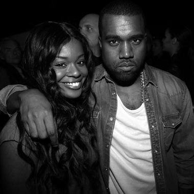 Azealia Banks Working with Kanye West in Hawaii?