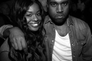 Azealia Banks Working with Kanye West in Hawaii?