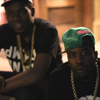 Big Boi & Theophilus London - She Said OK  (Behind the Scenes)