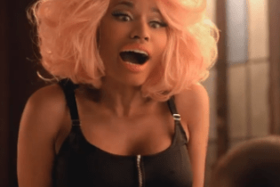 B.o.B featuring Nicki Minaj – Out Of My Mind