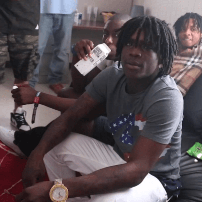 Chief Keef Debuts New Music at Lollapalooza