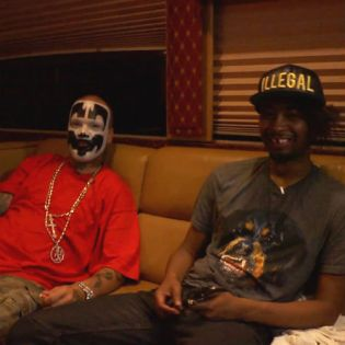 Danny Brown & Insane Clown Posse 'Back & Forth' (Interview)