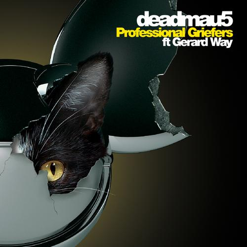 deadmau5 featuring Gerard Way – Professional Griefers (Official Release)