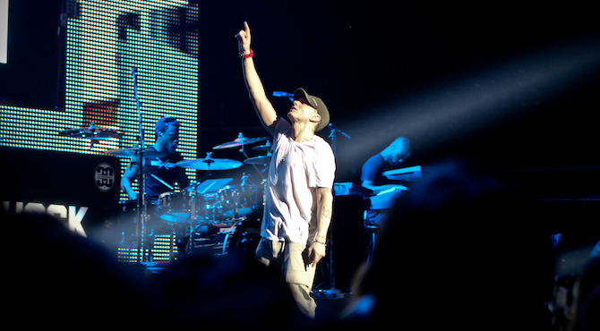 g shock 30th year anniversary celebration with eminem in nyc recap