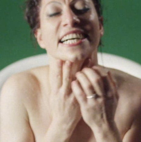 The Flaming Lips and Amanda Palmer - The First Time Ever I Saw Your Face (NSFW)