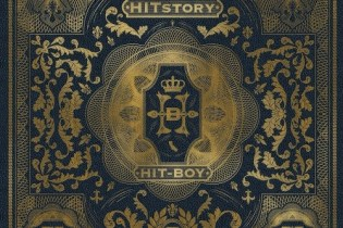 Hit-Boy - HITstory (Cover)