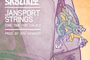 Skyzoo - Jansport Strings (Produced by 9th Wonder)