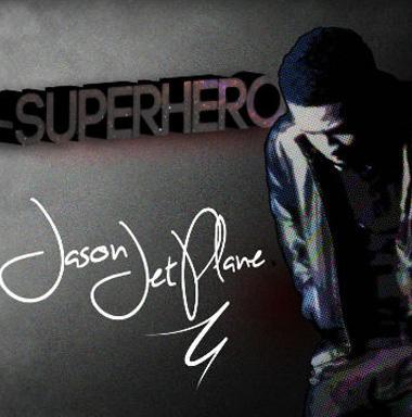Jason JetPlane - SuperHero