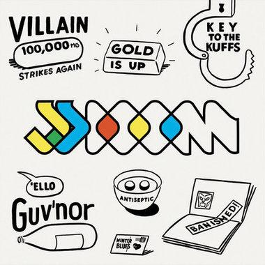 JJ DOOM (Jneiro Jarel & DOOM) - Rhymin Slang