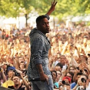 Kendrick Lamar - Fuck Your Ethnicity (Live at Pitchfork Music Festival)