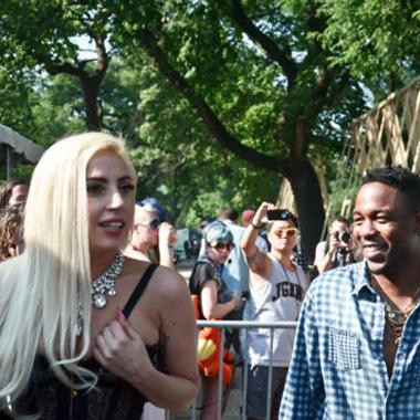 Lady Gaga Announces Kendrick Lamar Collaboration