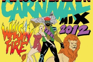 Major Lazer Presents: Carnival 2012 Mix - Hosted by Walshy Fire